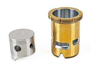 Alpha 28 Piston & Sleeve T-850 #E01-ST02850