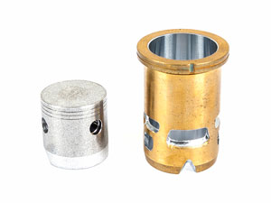 Alpha 23 Piston & Sleeve A-352 #E01-ST02352