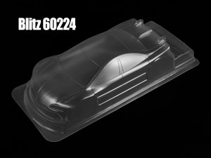 BLITZ 1/0 Touring Body C8 #60224-1.0 (200mm)