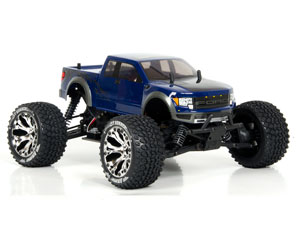 FORD F-150 Off Road 4WD (King CRT-5 60A)