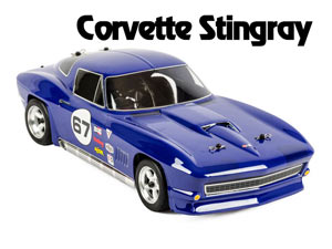 Corvette Stingray 1967 1/10 Electric (HSP 2,4G RTR)
