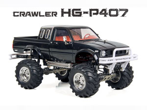 Toyota Pick-up Crawler 4x4 HG-P407 (Kit 80%)