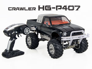 Toyota Pick-up Crawler 4x4 HG-P407 (Old version)