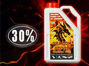 Dragon Blood Fuel 30% Nitro (2L)