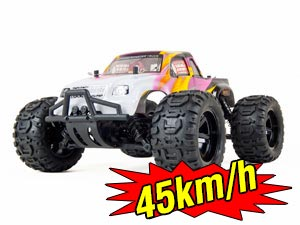 HBX BOOSTER Monster Electric 4WD 1/16 (RTR 2,4G)