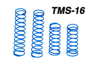 Hongnor CRT-5 Optional Springs #TMS-16 (4P)