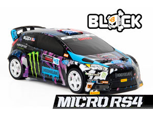 Ken Block 2016 GRC Micro RS4 1/18 #115387
