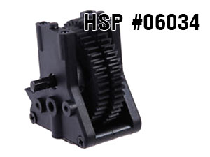 HSP 1/10 Center Gear Set Buggy #06034