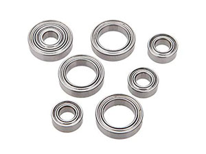 HSP 1/10 Wheel Ball Bearings Set (8P)