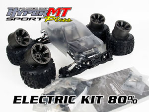 HoBao 1/8 Monster Hyper MT Electric (Kit 80%)