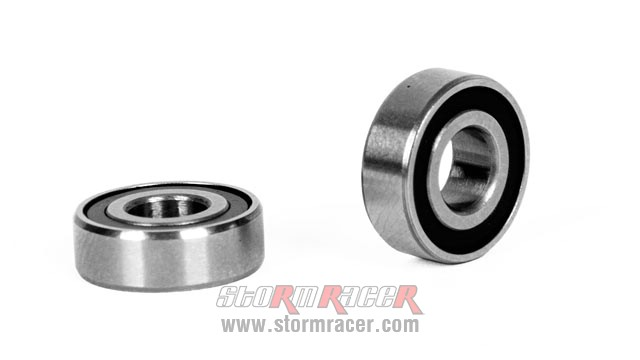 HoBao Ball Bearing 5*12*4 #OP-0070 (2p) 001