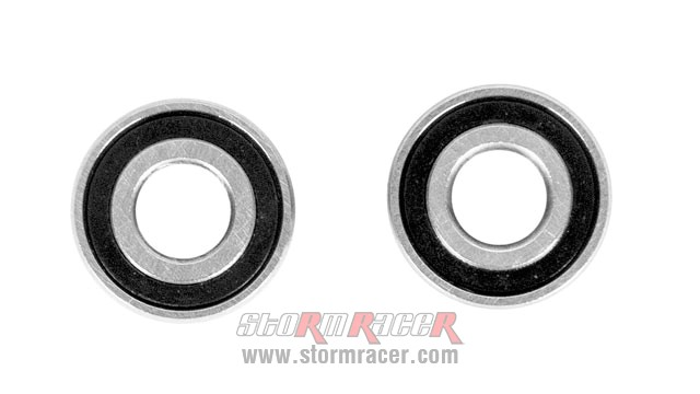 HoBao Ball Bearing 5*12*4 #OP-0070 (2p) 003