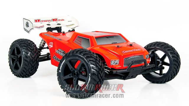 Hongnor Truggy X2CRT Booster Brushless 006