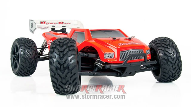 Hongnor Truggy X2CRT Booster Brushless 007