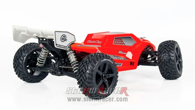 Hongnor Truggy X2CRT Booster Brushless 009