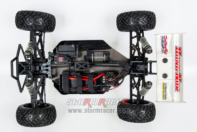 Hongnor Truggy X2CRT Booster Brushless 011