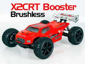 Hongnor Truggy X2CRT BOOSTER Brushless 150A