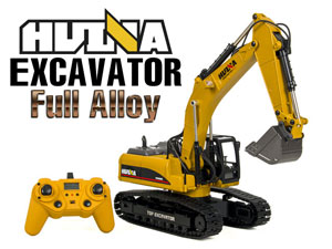 1/14 RC Excavator Full Alloy with 23CH #1580