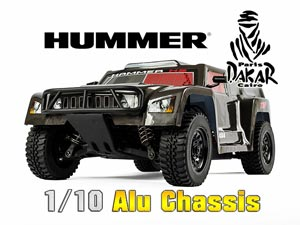 SST Electric Hummer 1/10 (2,4G RTR) 60km/h