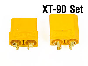 Connector XT90 SET (Bộ Giắc Cắm 5.0mm)