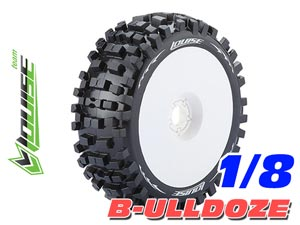 Louise B-ULLDOZE for 1/8 Buggy (2P)
