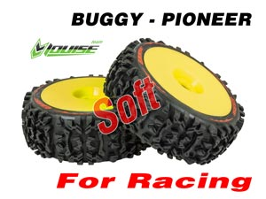 Louise 1/8 B-PIONEER for Buggy (Soft) 2P