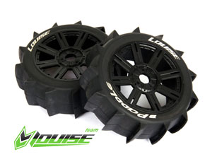 Louise B-Paddle 1/8 Buggy Tires (2P)