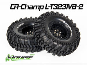 Louise 1/10 Tires CR-CHAMP #L-T3231VB-2P