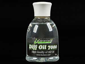 Louise Silicon Diff Oil 7000 #L-T217