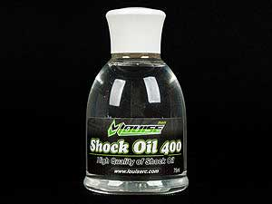 Louise Silicon Shock Oil 400 #L-T207