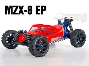MZX-8 Buggy 1/8 Electric 4WD (90km/h)