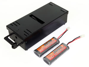 MugenSeiki B3 Table Starter w/14,4V 3.000mAh