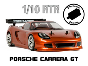 Porsche Carrera GT 1/10 Electric (HSP 2,4G RTR)