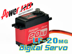 PowerHD Digital Servo LF-20MG