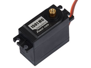 PowerHD Analog Servo #HD-1501MG