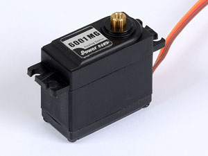PowerHD Analog Servo #HD-6001MG