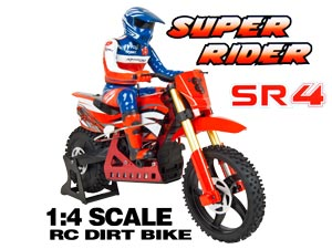 Moto Super Rider SR-4 Brushless Kit 95%