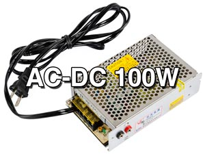 Nguồn AC Adaptor YG-100 (10A) Power Supply