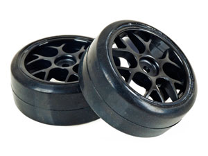Hongnor 1/10 Onroad Tires Set (2P) #I-40