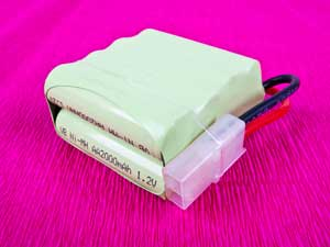 VB-Power Ni-MH Battery 2000mAh 9.6V