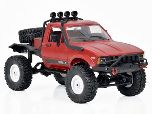 WPL-C Off Road 1/16 Crawler 4WD Car RTR