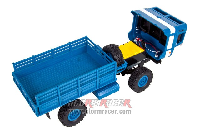 WPL-B Military Truck 1/16 Off Road 4WD Car RTR 015