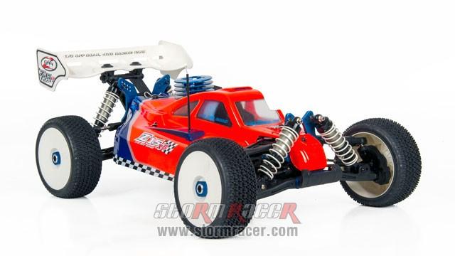 Buggy 1/8 Z-Car SH.21 RTR 003
