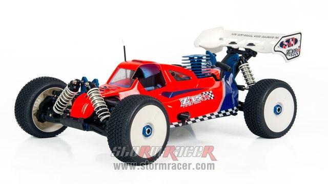 Buggy 1/8 Z-Car SH.21 RTR 004