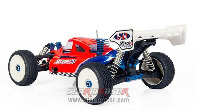 Buggy 1/8 Z-Car SH.21 RTR 006