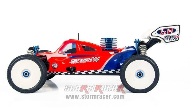 Buggy 1/8 Z-Car SH.21 RTR 007