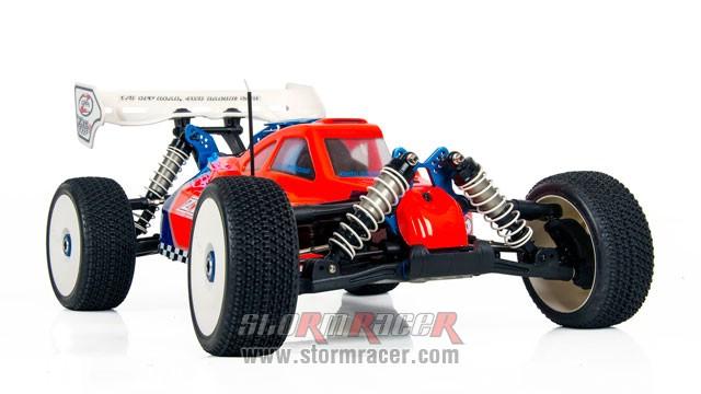 Buggy 1/8 Z-Car SH.21 RTR 009