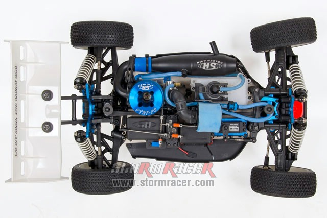 Buggy 1/8 Z-Car SH.21 RTR 012