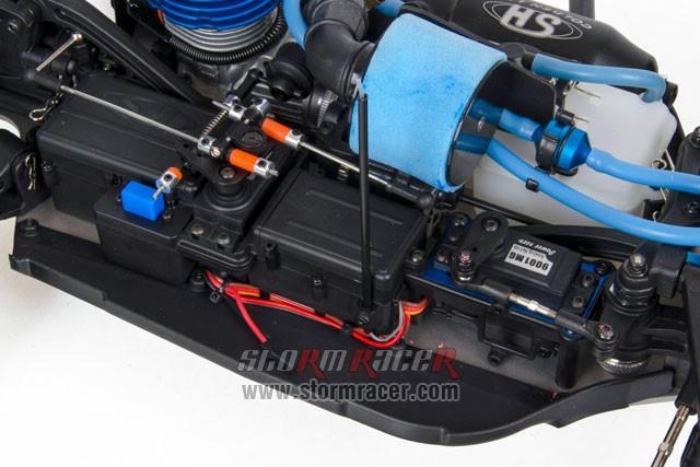 Buggy 1/8 Z-Car SH.21 RTR 016