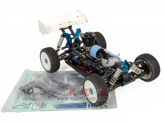 ZMXB-8 Nitro Buggy 1/8 FC.28 RTR (4.6cc) 80km/h 001